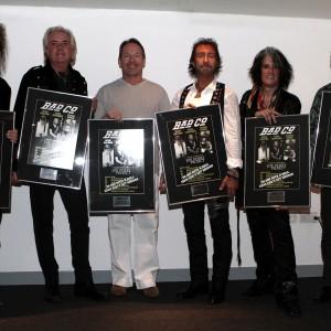 Bad Company Perform At Wembley Arena