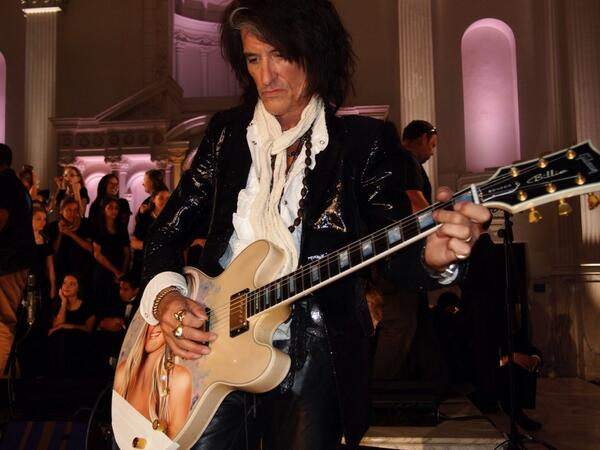 About Joe Perry