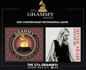 MA 2015 Grammy nom flyer