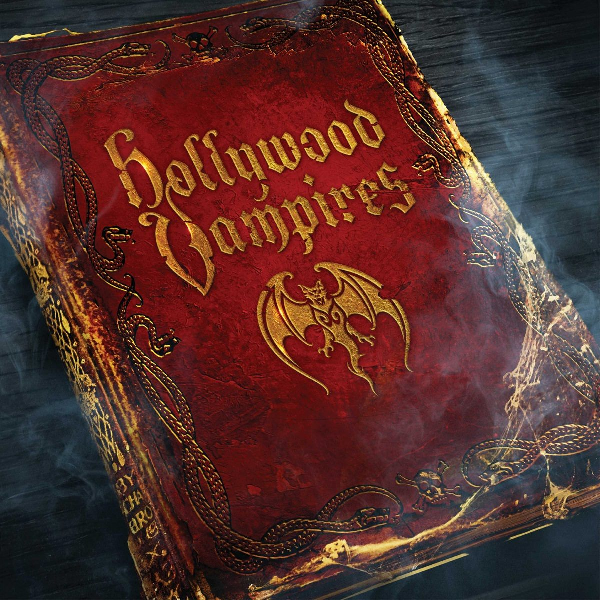 The Hollywood Vampires album is out now!