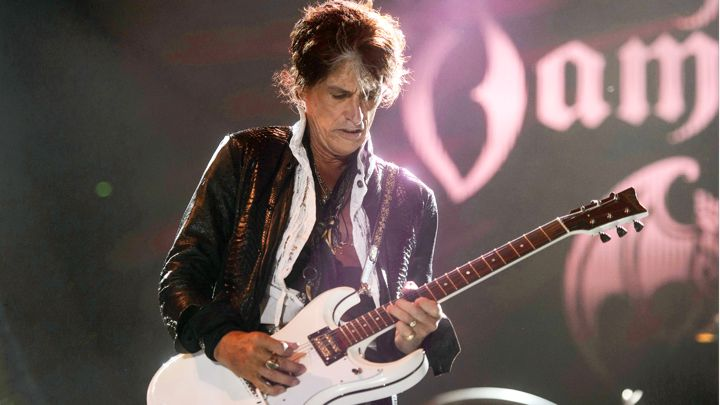 Joe Perry teams with Monster Products on audio products line catering to rock fans.