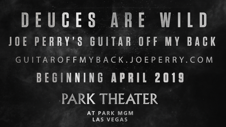 Guitar Off My Back comes to Vegas!