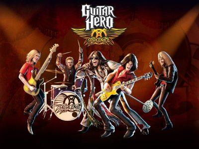 AeroHistory: 'Guitar Hero: Aerosmith'