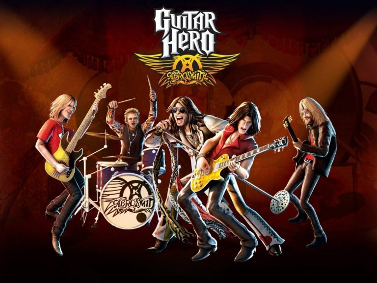 AeroHistory: 'Guitar Hero: Aerosmith'