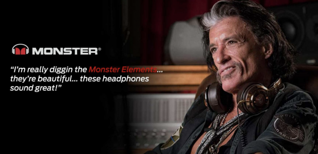 How Did Joe Perry Get Monsterized?