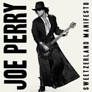 New Joe Perry album to be released 1/19/18!