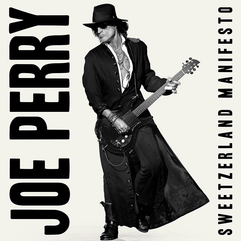 New Joe Perry album to be released 1/19/18!