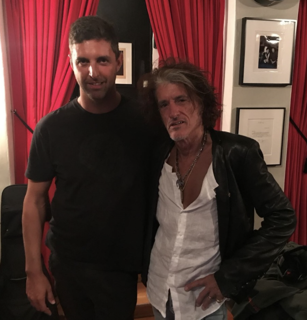 JOE PERRY CONTRIBUTES MUSIC TO 'CITY OF LIES' FILM