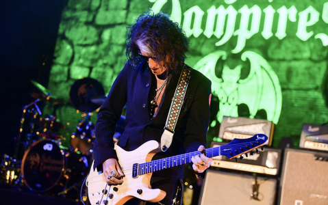 Aerosmith's Joe Perry: The Complete UCR Interview